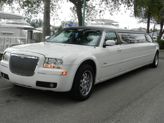 Call The Number One South Florida Limo Service